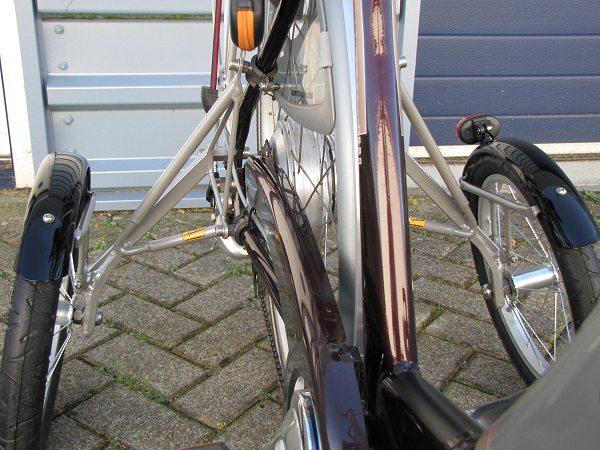 lage fiets voor ouderen